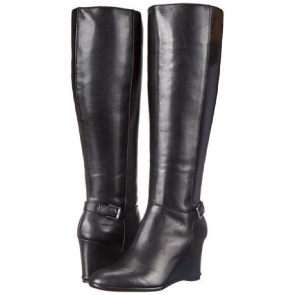 f0b269051834 Lauren Ralph Lauren Shoes | Ralph Lauren Wedge Boots | Poshmark